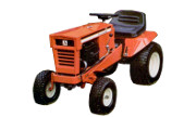 Allis Chalmers 610 lawn tractor photo