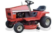 Allis Chalmers 611 lawn tractor photo