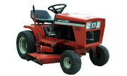 Allis Chalmers T-811 lawn tractor photo