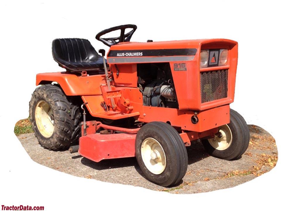 1982 Allis-Chalmers 916.