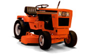 Allis Chalmers 917 lawn tractor photo