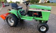 Deutz-Allis T-816 lawn tractor photo