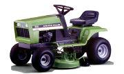 Deutz-Allis 612 lawn tractor photo