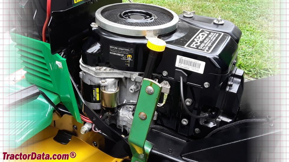 John Deere 175 engine image