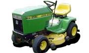 John Deere 175 lawn tractor photo