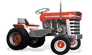 Massey Ferguson 10 lawn tractor photo