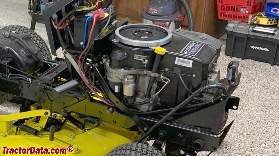 John Deere 180 engine image
