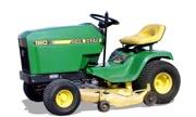 John Deere 180 lawn tractor photo