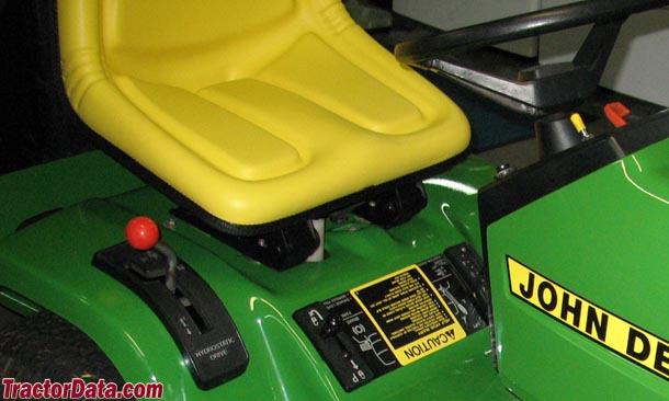 John Deere 185 Transmission Photo