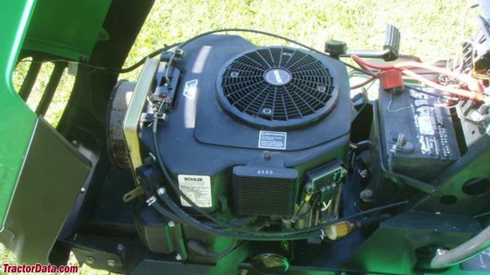 Sabre 2554HV engine image