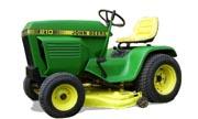 John Deere 210 lawn tractor photo