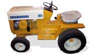 Cub Cadet 102 lawn tractor photo