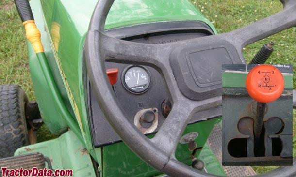 Tractordata Com John Deere 212 Tractor Transmission Information