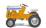 Cub Cadet 72 lawn tractor photo