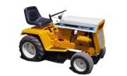 Cub Cadet 107 lawn tractor photo