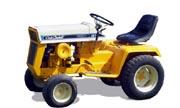 Cub Cadet 126 lawn tractor photo