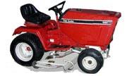 Cub Cadet 582 lawn tractor photo