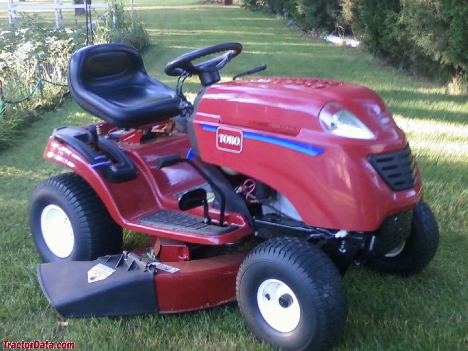Toro Lx425 Lawn Tractor Manual