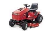 Toro Wheel Horse XL380 lawn tractor photo