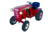 Wheel Horse Raider 8 lawn tractor photo