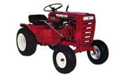 Wheel Horse Raider 10 lawn tractor photo
