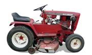 Wheel Horse Charger 12 lawn tractor photo