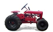 Wheel Horse RJ-35 Ride Away Jr. lawn tractor photo
