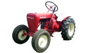 Wheel Horse RJ-58 lawn tractor photo