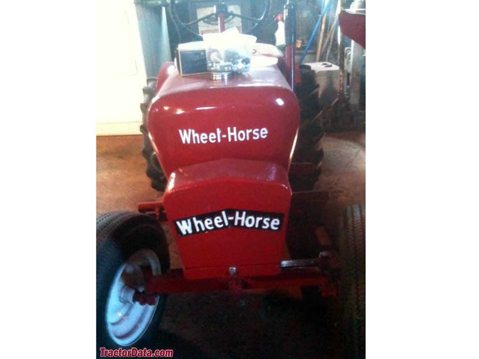 Wheel Horse RJ-59