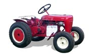 Wheel Horse Suburban 551 lawn tractor photo