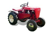 Wheel Horse 701 lawn tractor photo