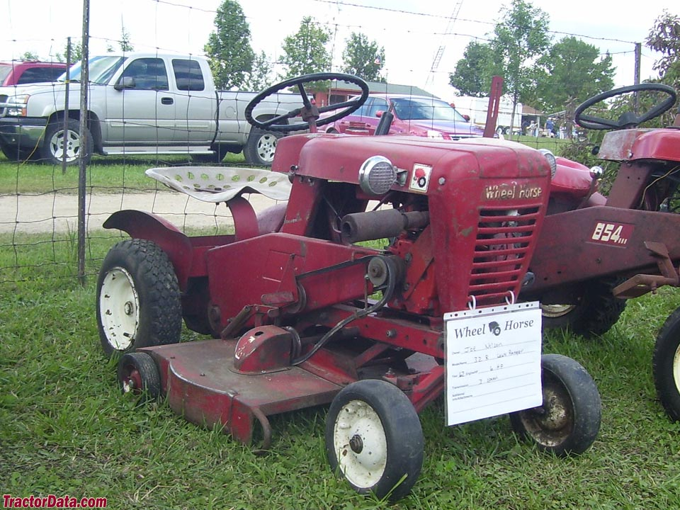 Wheel Horse Lawn Ranger 32