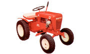 Wheel Horse 502 lawn tractor photo