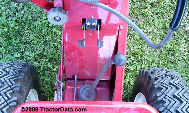 Wheel Horse 603 Uni-Drive transmission photo