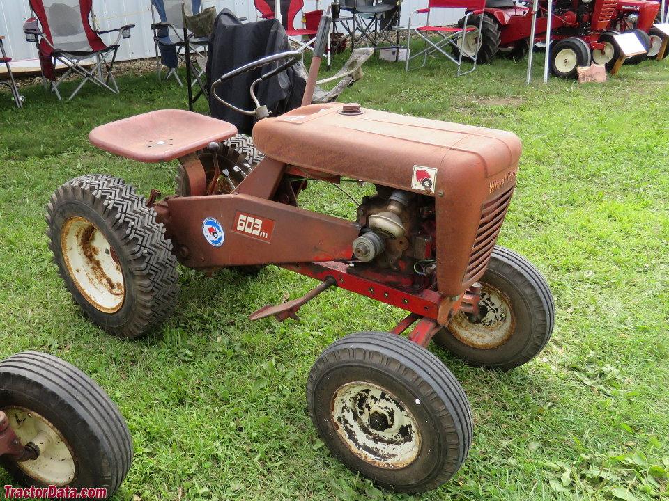 Wheel Horse 603