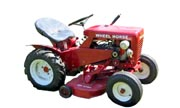 Wheel Horse 654 lawn tractor photo
