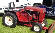 Wheel Horse 1054 lawn tractor photo