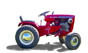 Wheel Horse 855 lawn tractor photo
