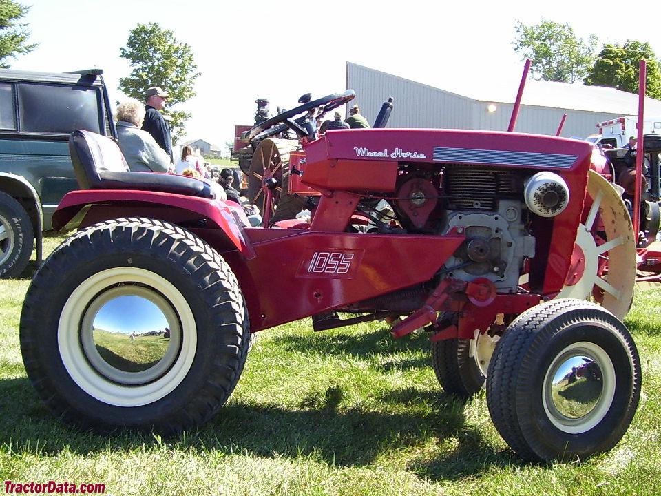 Wheel Horse 1055