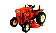Wheel Horse 1075 lawn tractor photo