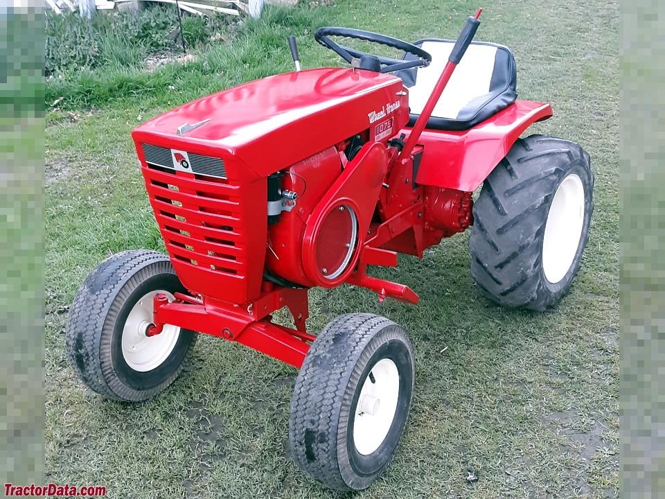 Wheel Horse 1075