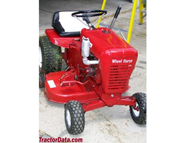 Wheel Horse L-157