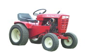 Wheel Horse 867 lawn tractor photo