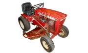 Wheel Horse 1077 lawn tractor photo