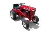 Wheel Horse 1257 lawn tractor photo
