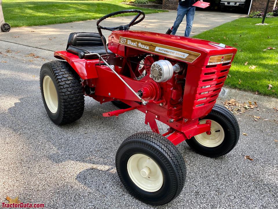 Wheel Horse 1277