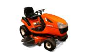 Kubota T1870 lawn tractor photo