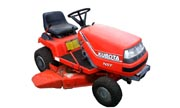 Kubota T1400 lawn tractor photo