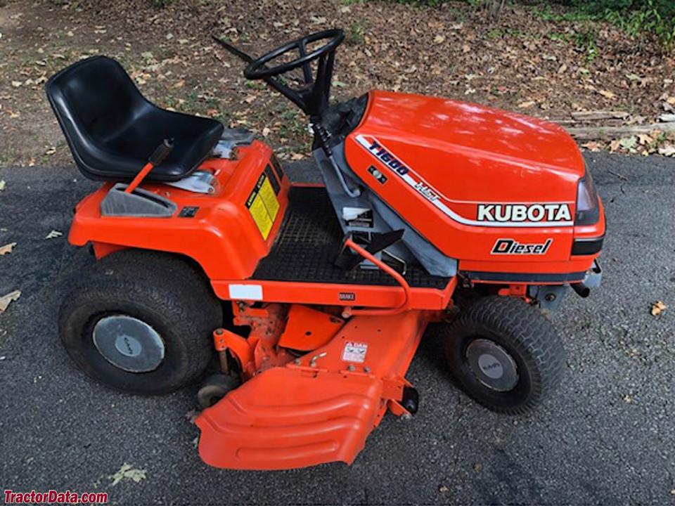 Kubota T1600