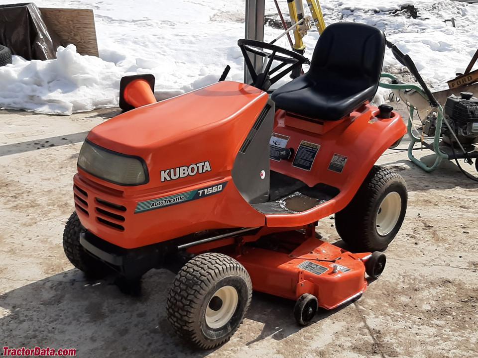 Kubota T1560